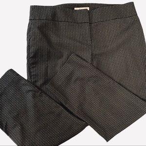 Ann Taylor LOFT Marisa Cropped Pants 12